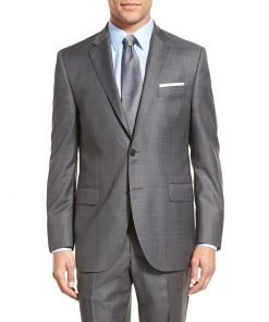 Lucifer Morningstar Grey Suit