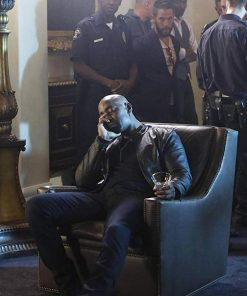 Lucifer Amenadiel Leather Jacket