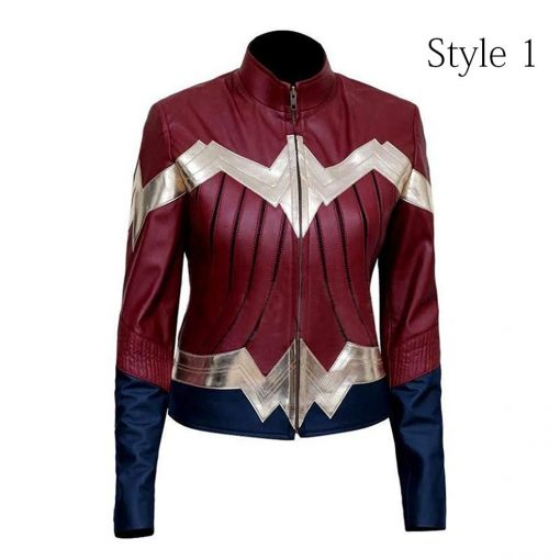 Wonder Woman Jacket