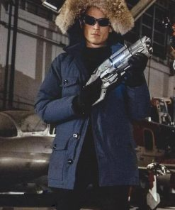 Captain Cold Coat