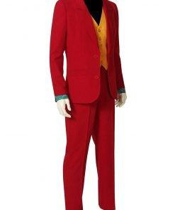 Joaquin Phoenix Joker Suit