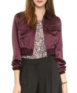 Felicity Smoak Jacket