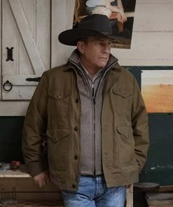 John Dutton Brown Jacket