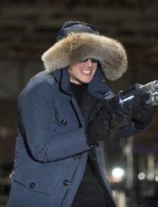 Captain Cold Coat