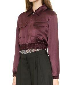 Felicity Smoak Jacket