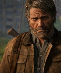 The Last Of Us Part II Joel Jacket
