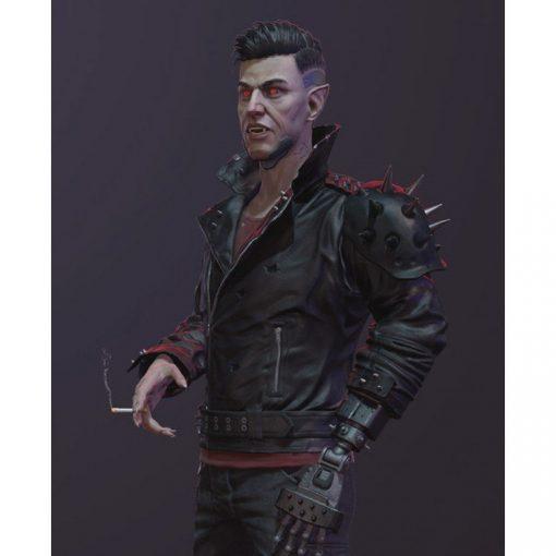 Cyberpunk Dracula Jacket