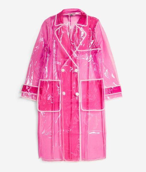 In The Dark Raincoat