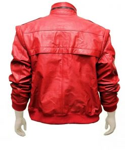 Cobra Kai Jacket Johnny Lawrence Cobra Kai Red Jacket - Free Shipping