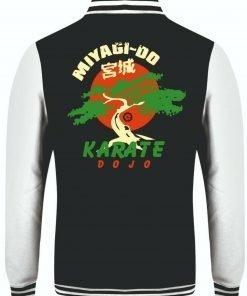 Karate Cobra Kai Miyagi-Do Letterman Jacket