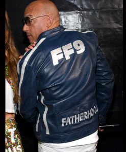 F9 Concert Vin Diesel Jacket The Road To F9 Concert Jacket