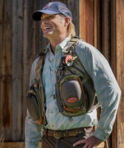 Biker BrawlYellowstone Season 03 tactical Vest