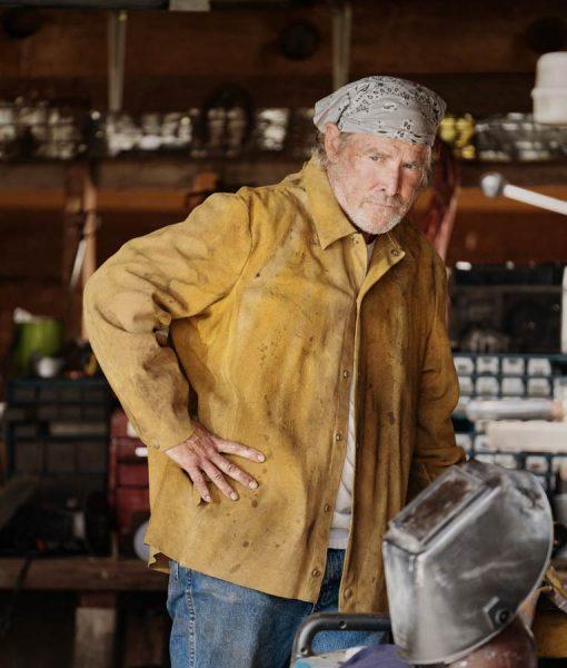 Yellowstone S03 Will Patton Jacket