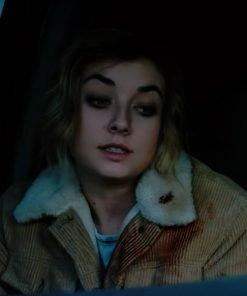 Amy Bendix The Punisher 2 Corduroy Jacket