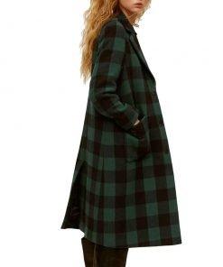 Riverdale Season 05 Betty Cooper Green Plaid Coat