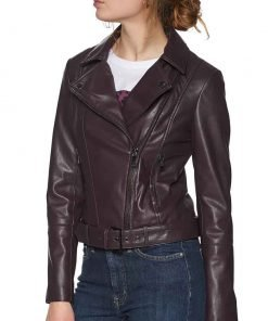 Riverdale Season 05 Betty Cooper Leather Jacket
