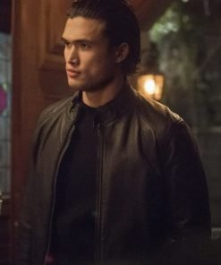 Riverdale Season 5 Reggie Mantle Black Jacket