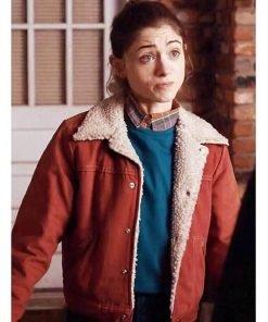 Stranger Things Nancy Wheeler Jacket