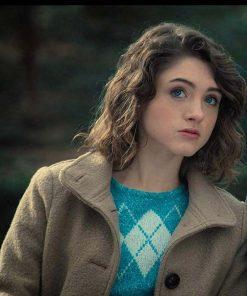 Stranger Things Natalia Dyer Coat