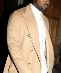Kanye West Trench Coat