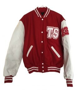 Taylor Swift The Red Tour Varsity Jacket