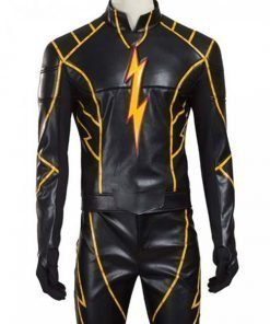 Black Racer Flash Season 3 Jacket