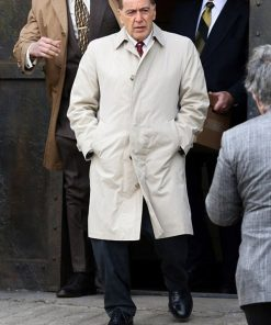 Jimmy Hoffa The Irishman White Coat