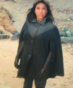 The Umbrella Academy S02 Allison Hargreeves Black Jacket