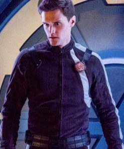 The Flash SO4 Elongated Man Jacket
