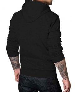 The Rise of Skywalker Black Hooded Sweatshirt