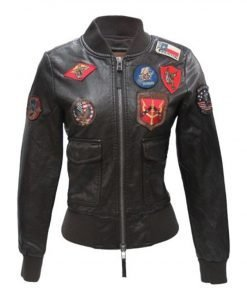 Top Gun Women's Vegan Jacket