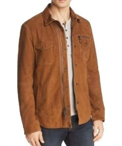 9-1-1 Eddie Diaz Leather Jacket