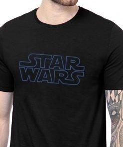 Black Logo Star Wars The Rise of the Skywalker T-Shirt