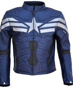 Captain America The Winter Soldier Chris Evans Jacket