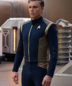 Star Trek Discovery Uniform Jacket