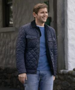 As Luck Would Have It Brennan Quilted Jacket