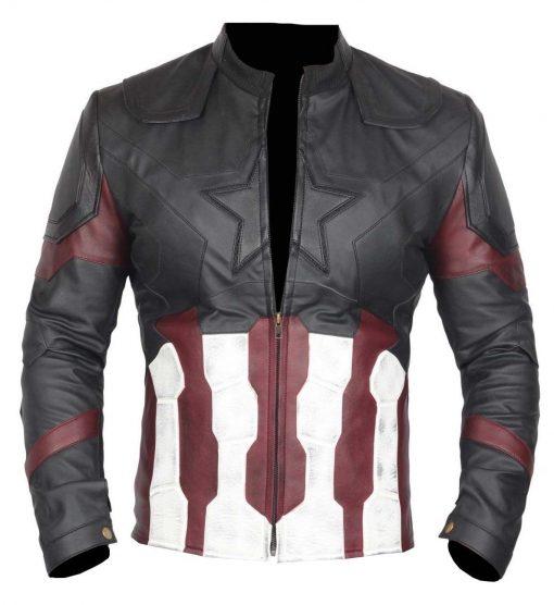 Captain America Infinity War Jacket