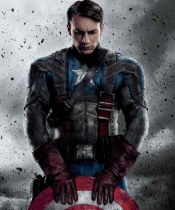 Captain America The First Avenger Jacket