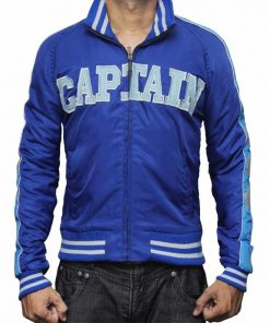 Captain Boomerang Suicide Squad Bomber Jacket
