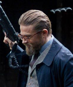 Charlie Hunnam The Gentlemen Coat