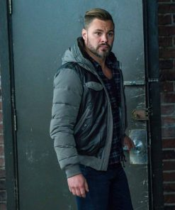 Chicago P.D. Adam Ruzek Leather Jacket
