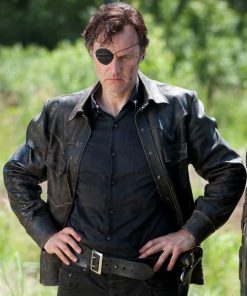 The Walking Dead Governor Black Jacket