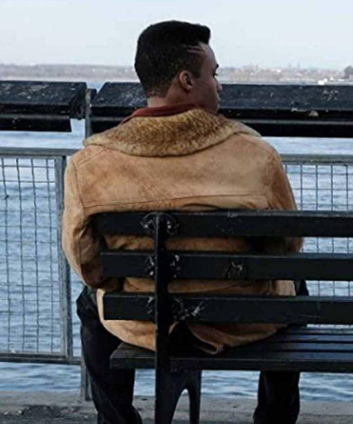 Pose S03 Ricky Shearling Jacket
