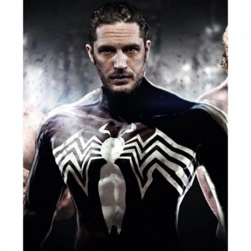 Eddie Brock Venom Black Jacket