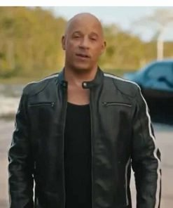 F9 Dominic Toretto Cafe Racer Jacket