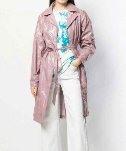 Fate The Winx Saga Stella Pink Coat