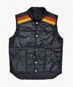 Brad Pit Fight Club Down Tyler Durden Puffer Vest
