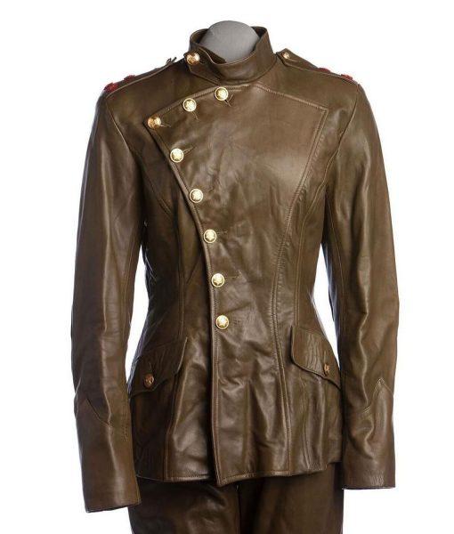 GoldenEye Xenia Onatopp Military Jacket