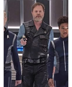 Star Trek Discovery Rainn Wilson Leather Vest