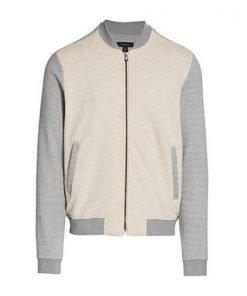 Howie Han TV Series 9-1-1 Kenneth Choi Colorblock Bomber Jacket